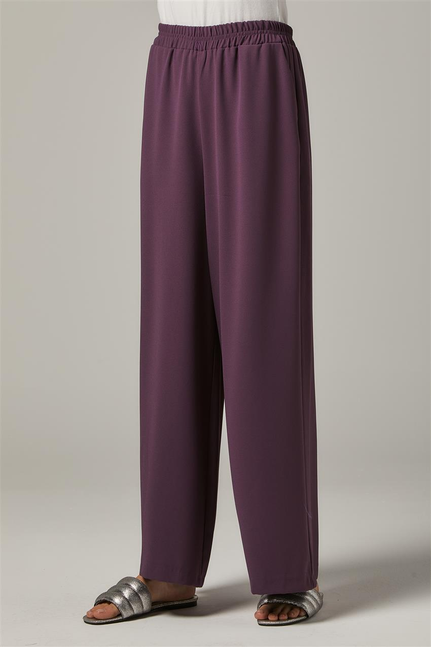 Pants-Plum MS752-29 - 22