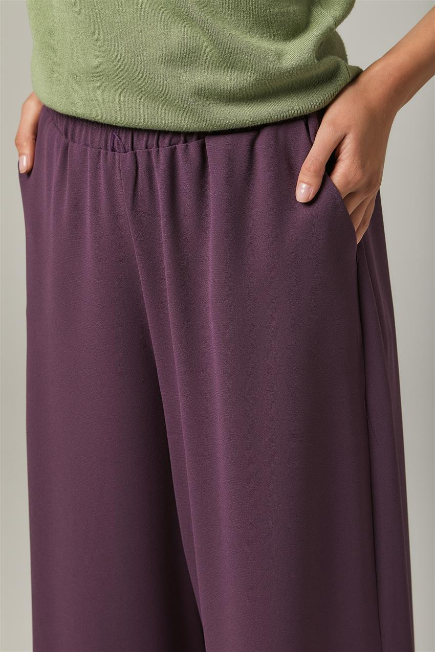 Pants-Plum MS752-29 - 20