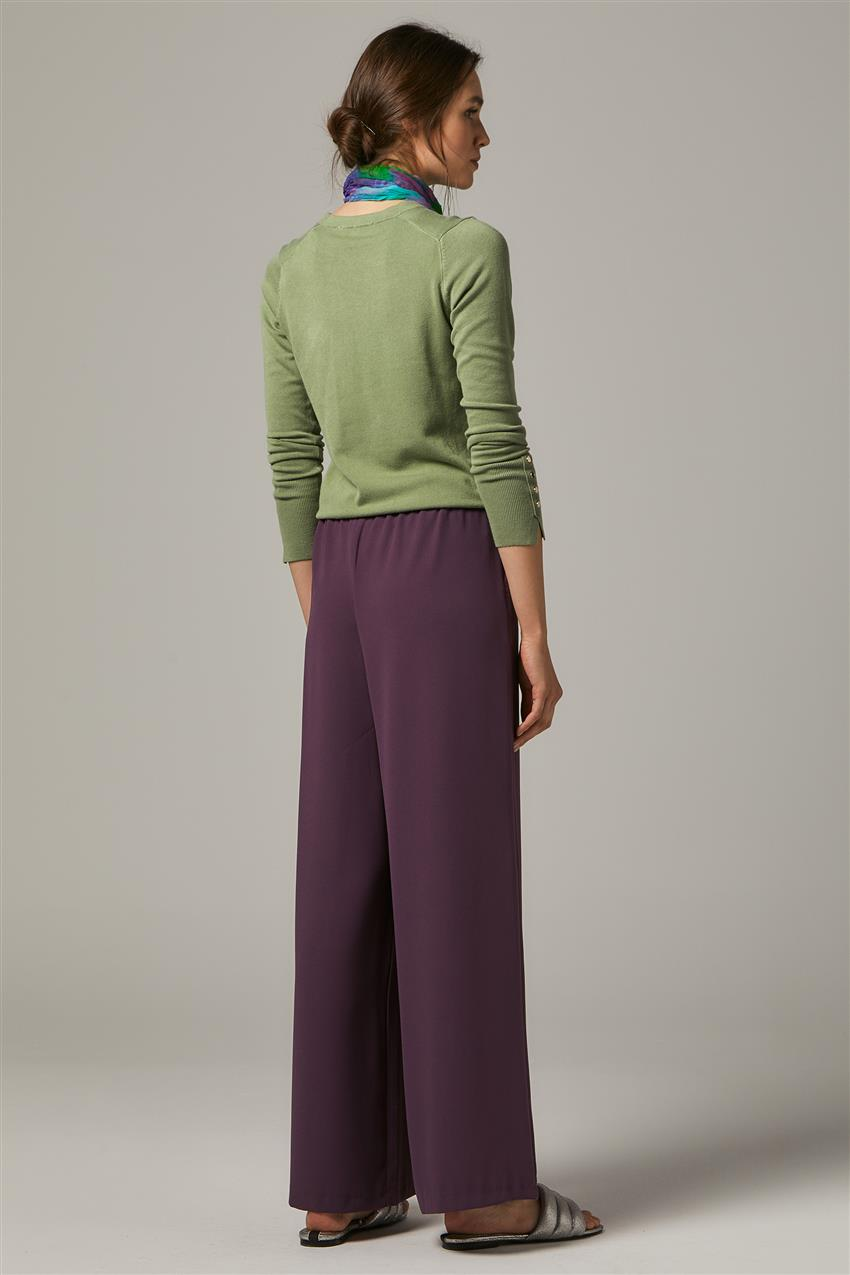 Pants-Plum MS752-29 - 24