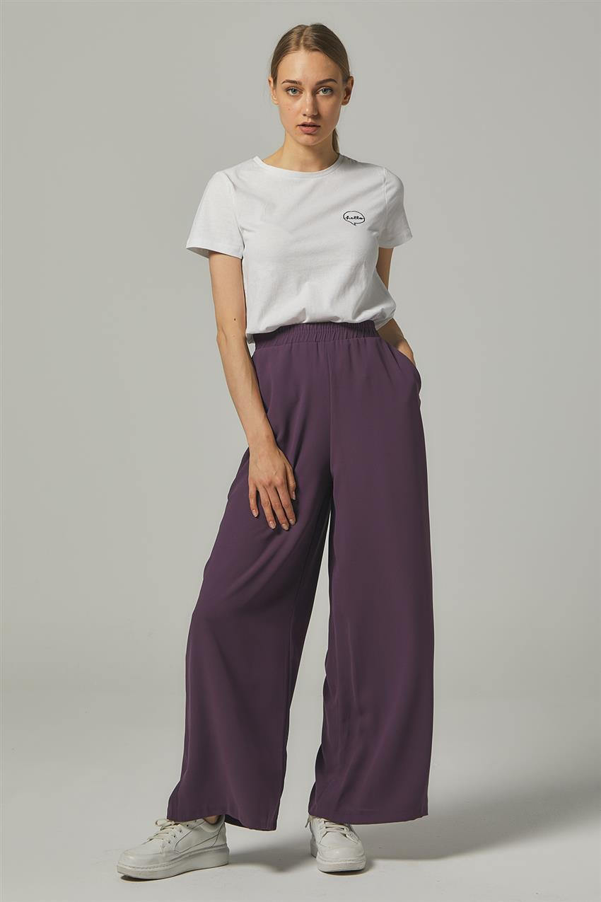 Pants-Plum MS752-29 - 14