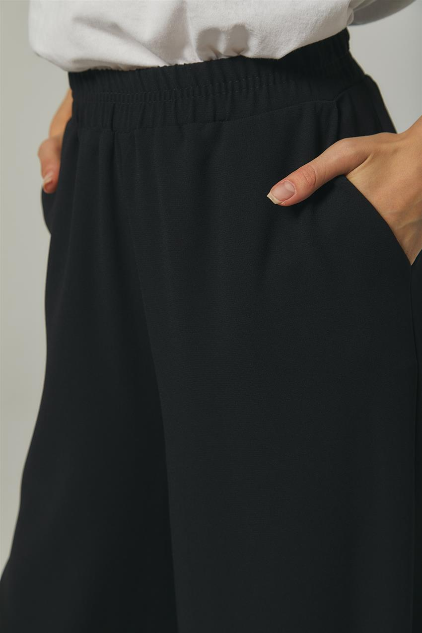 Pants-Black MS752-12 - 22