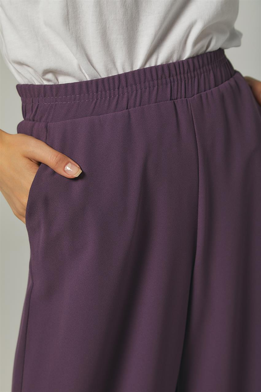 Pants-Plum MS752-29 - 19