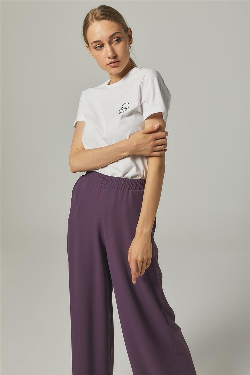 Pants-Plum MS752-29 - 17