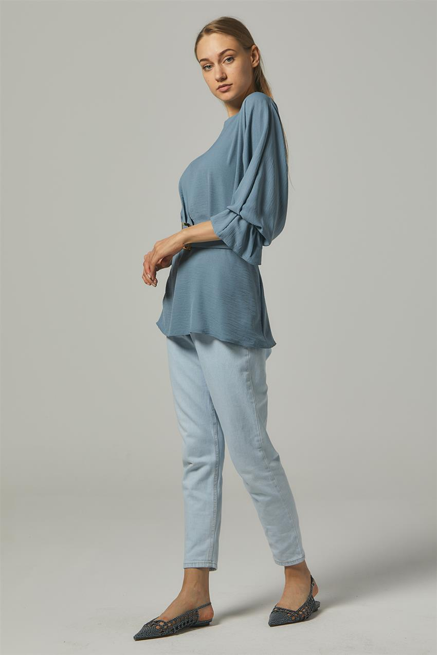 Tunic-Gray MS5161-07 - 8