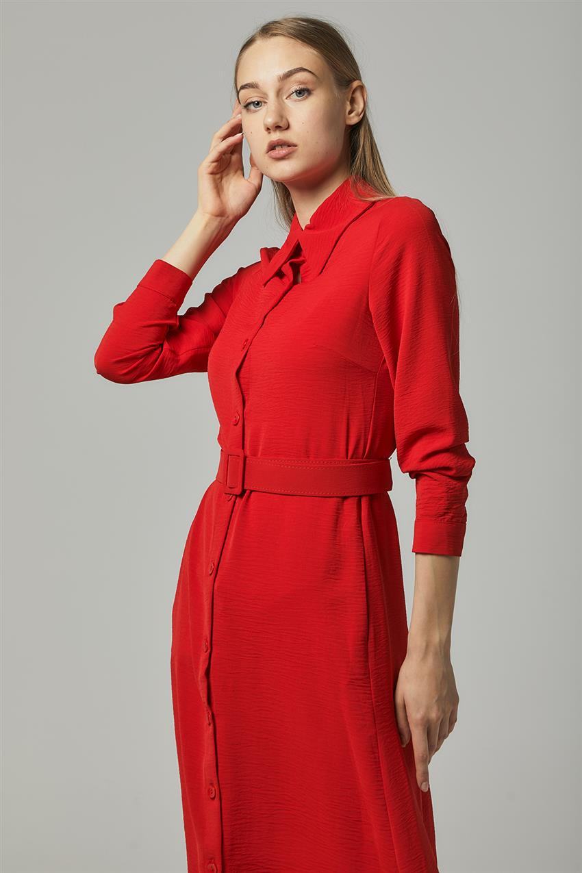 Tunic-Red 2570F-34 - 9