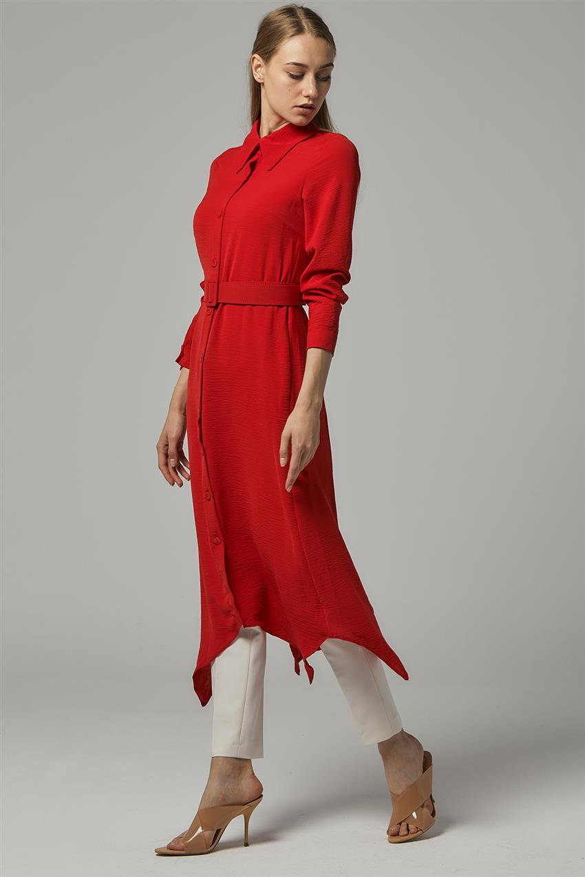 Tunic-Red 2570F-34 - 7