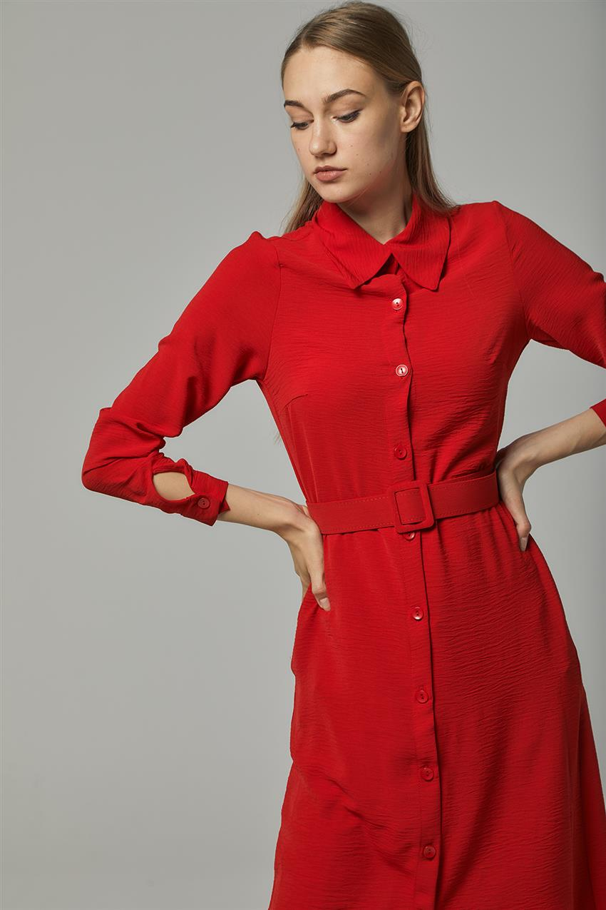 Tunic-Red 2570F-34 - 10