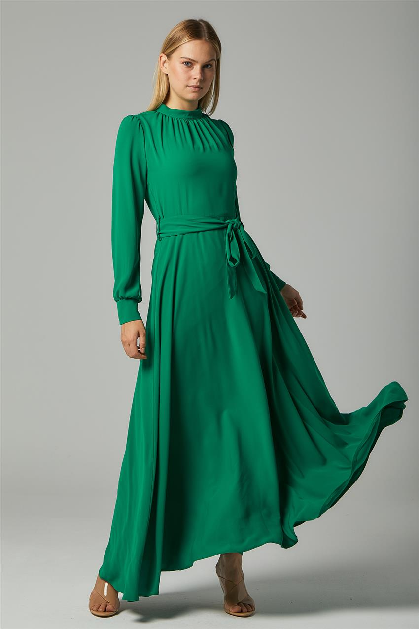 Dress-Light Green DO-B20-63022-30 - 7