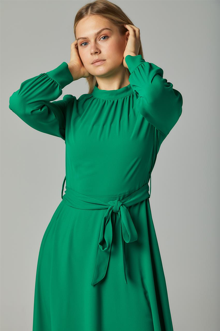 Dress-Light Green DO-B20-63022-30 - 9