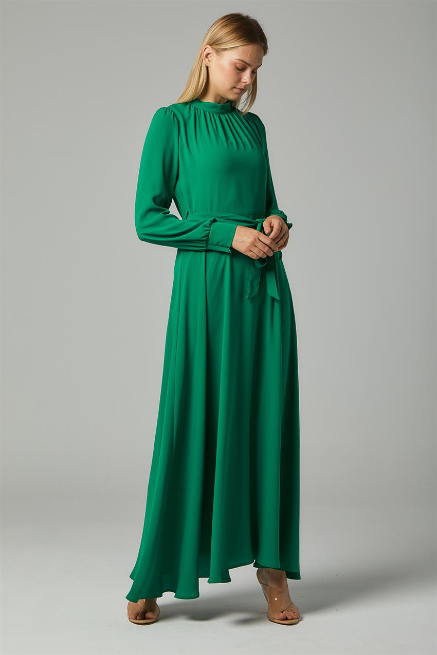 Dress-Light Green DO-B20-63022-30 - 8