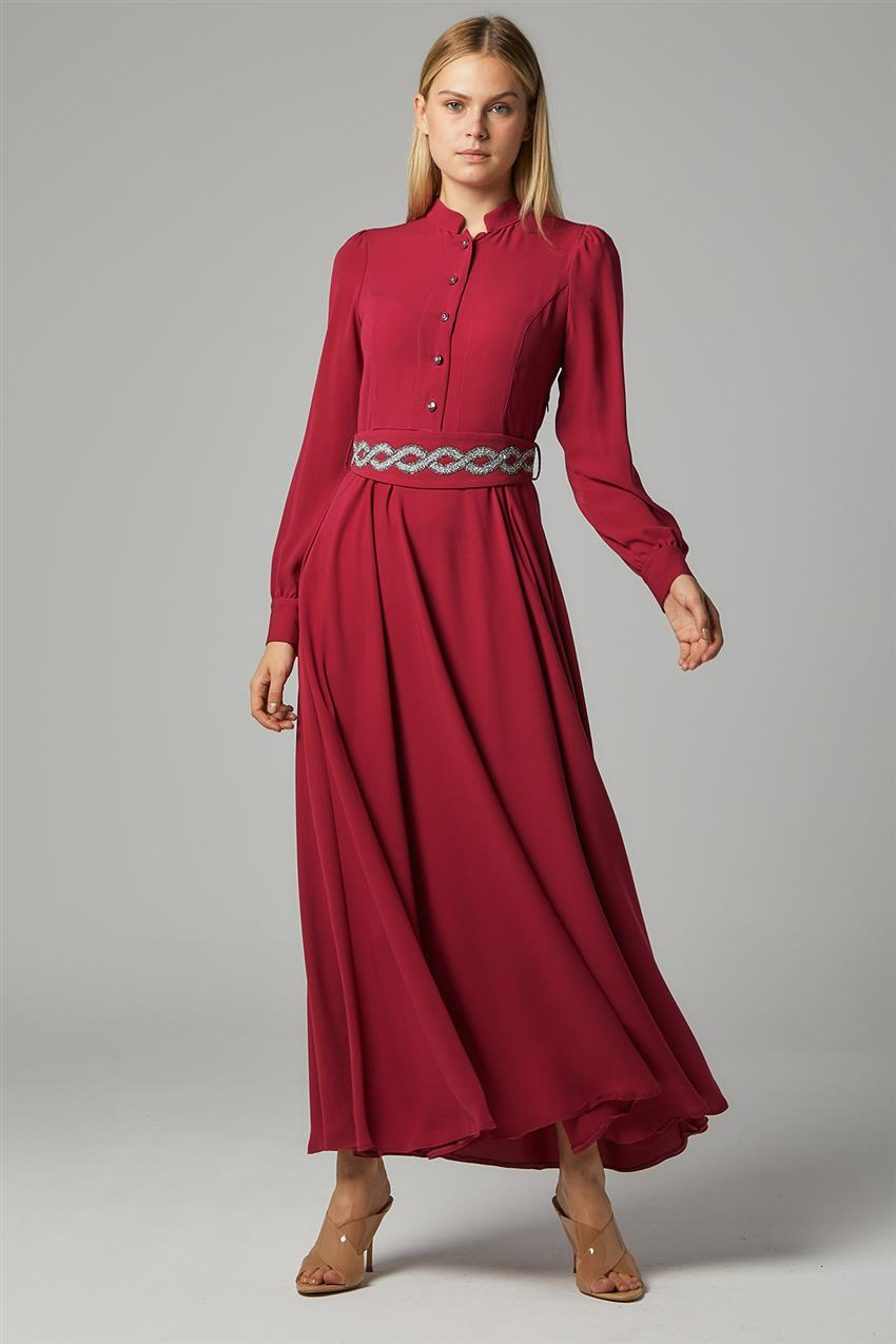 Dress-Fuchsia DO-B20-63030-04 - 7