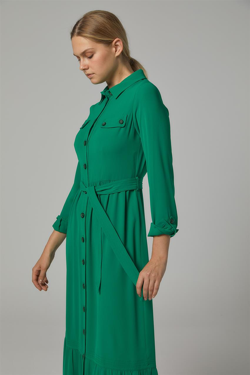 Dress-Light Green DO-B20-63009-30 - 10