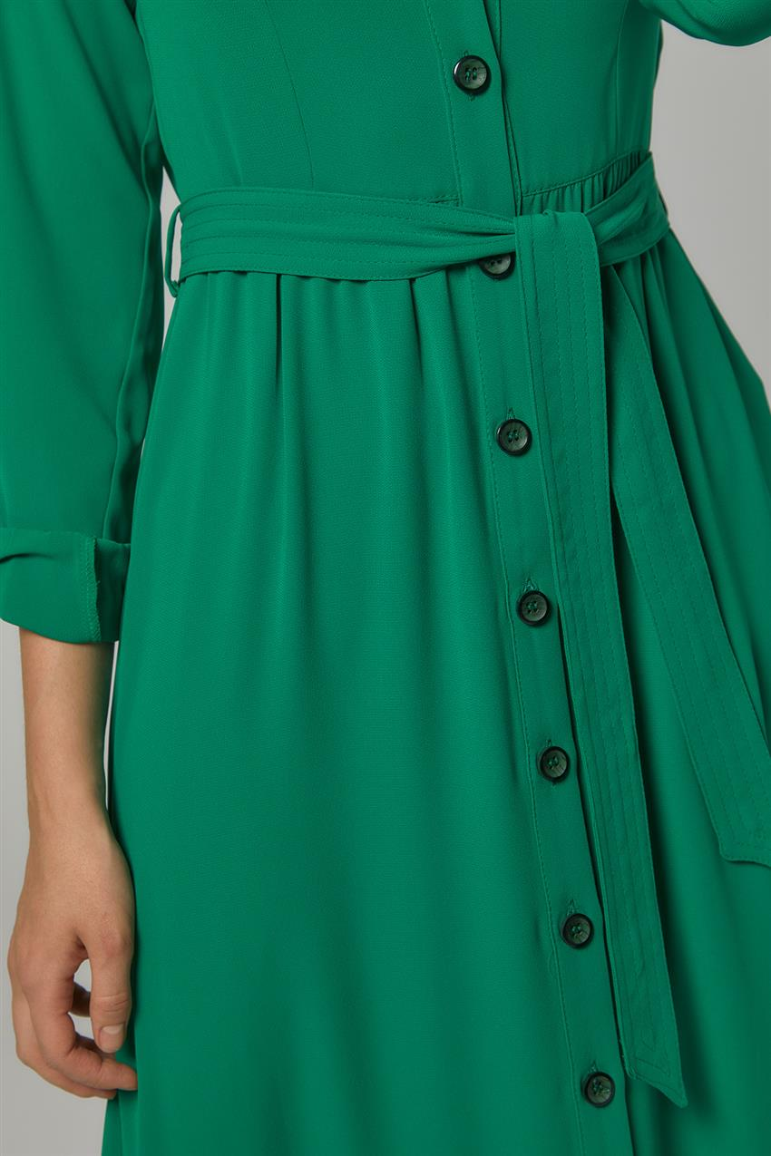 Dress-Light Green DO-B20-63009-30 - 11