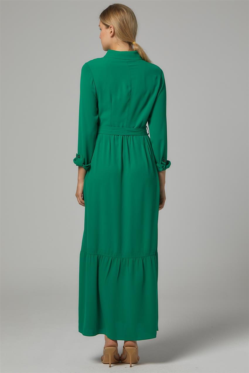 Dress-Light Green DO-B20-63009-30 - 12