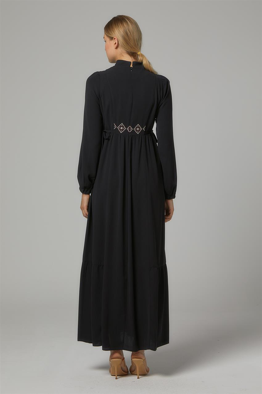 Dress-Black DO-B20-63016-12 - 12