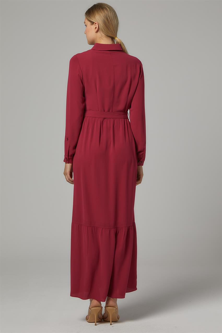 Dress-Fuchsia DO-B20-63009-04 - 12