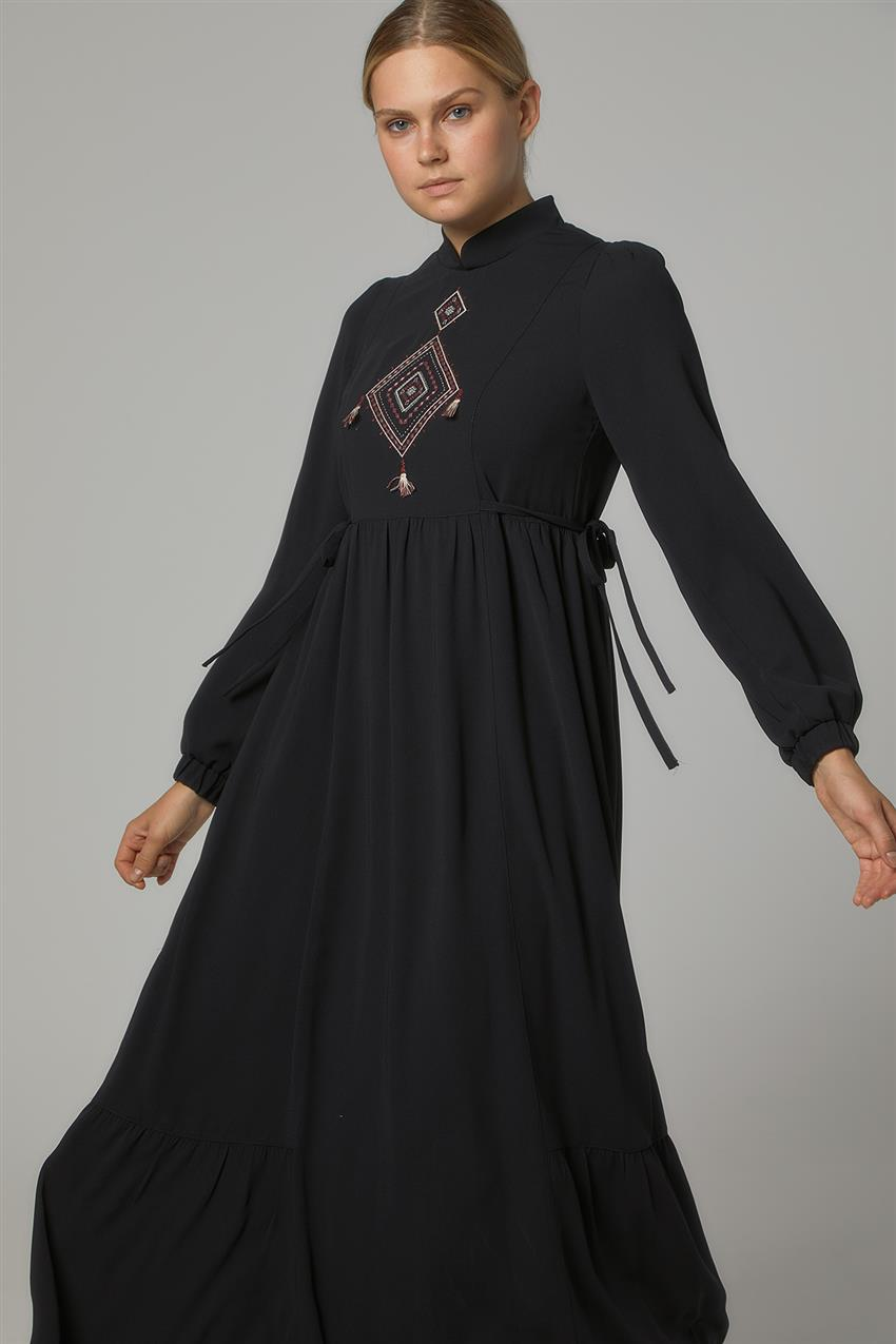 Dress-Black DO-B20-63016-12 - 10
