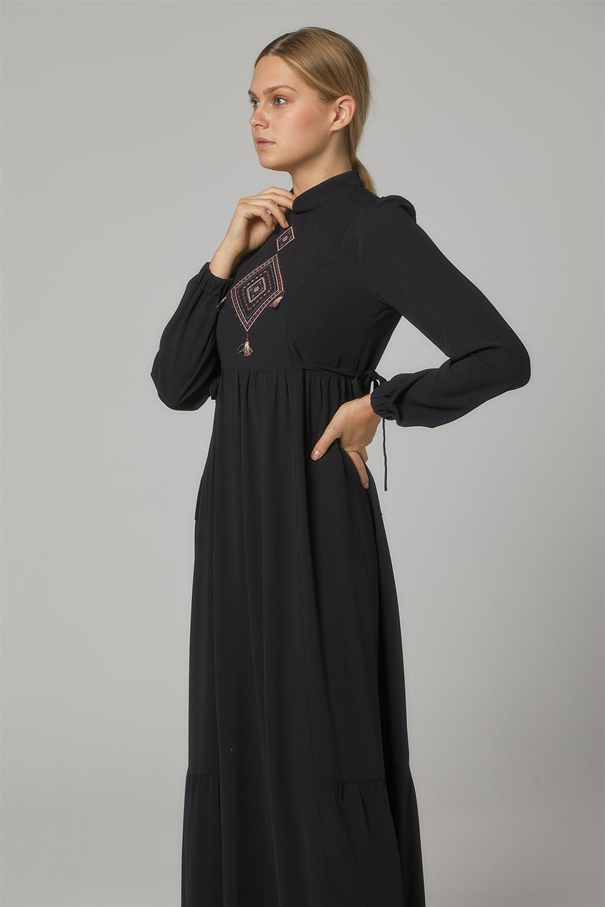 Dress-Black DO-B20-63016-12 - 9