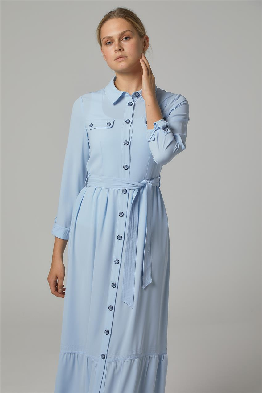 Dress-Blue DO-B20-63009-09 - 10