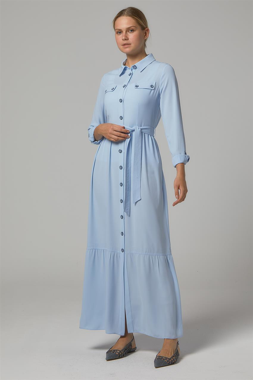 Dress-Blue DO-B20-63009-09 - 7