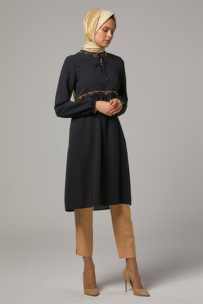 Tunic-Black DO-A9-61116-12 - 12