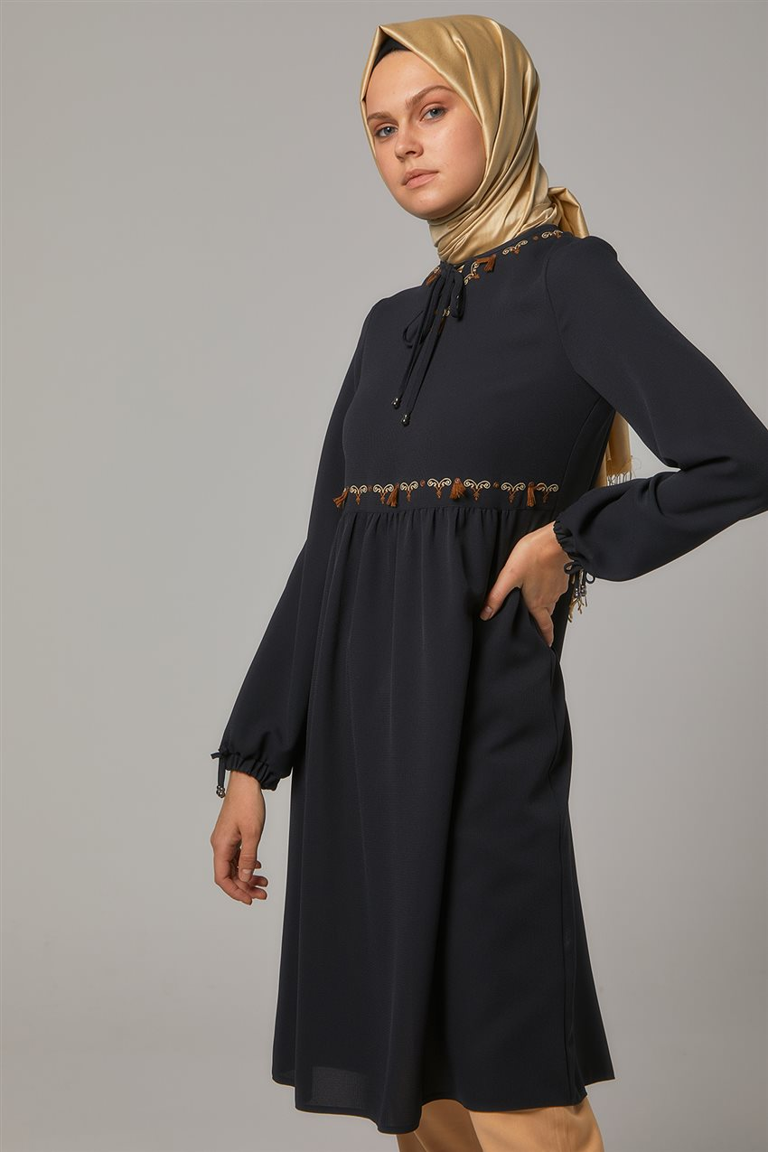 Tunic-Black DO-A9-61116-12 - 10