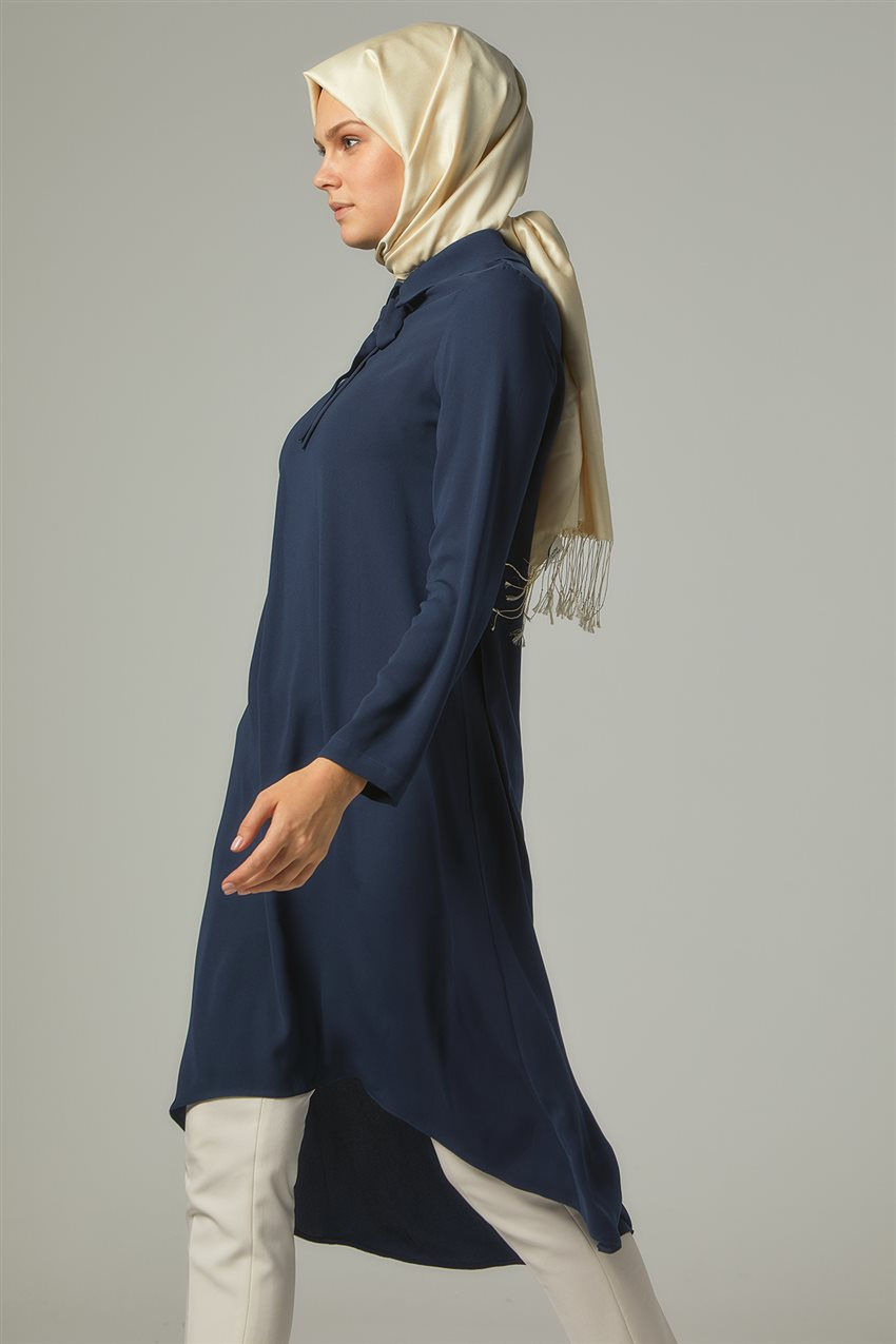 Tunik-Lacivert DO-A9-61124-11 - 8