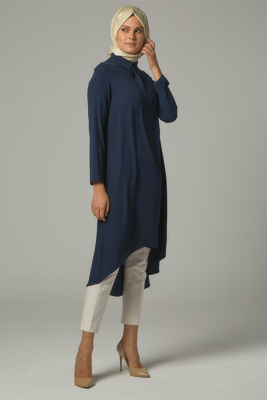 Tunik-Lacivert DO-A9-61124-11 - 7