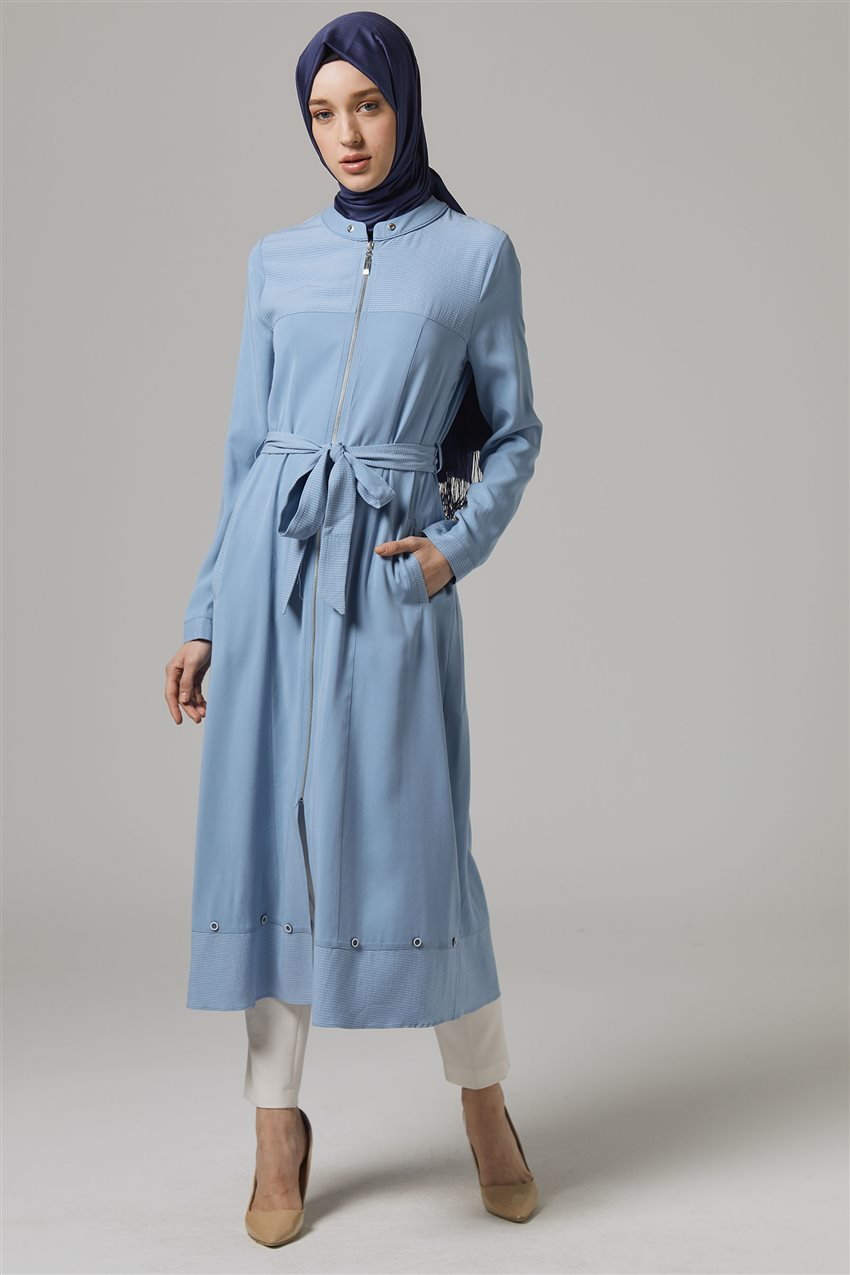 Doque Tunic-Blue DO-B20-61058-09 - 8