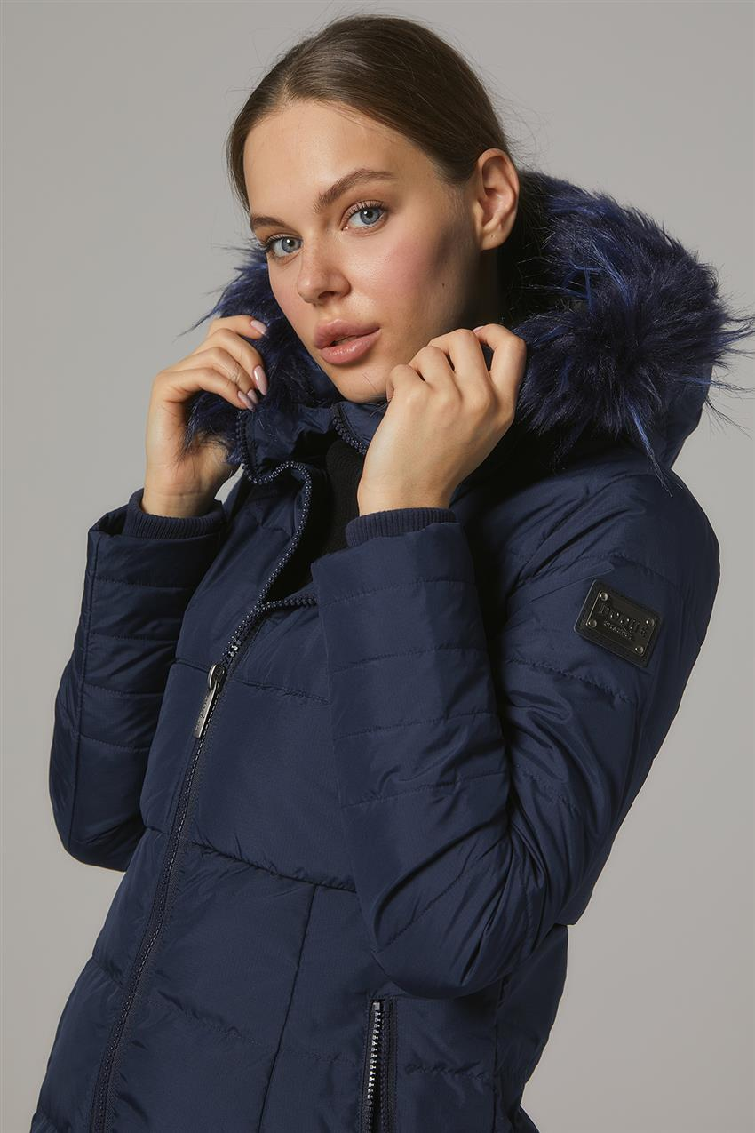 Coat-Navy Blue DO-A7-67006-11 - 18