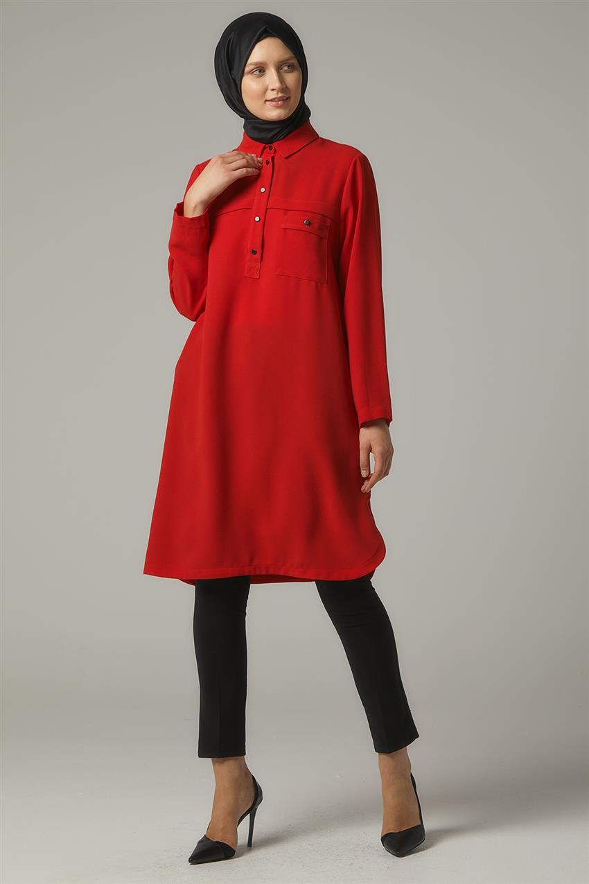 Tunic-Red DO-A9-61105-19 - 8