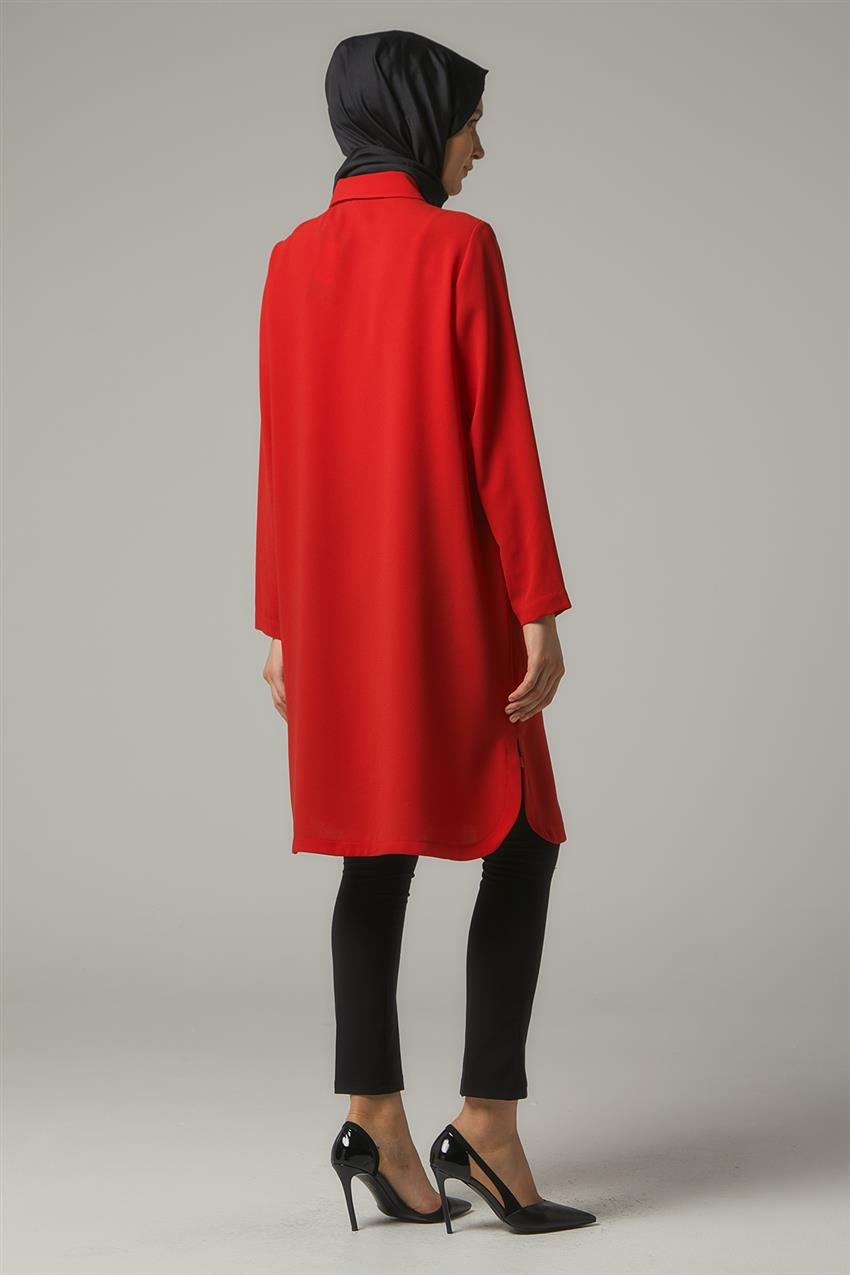 Tunic-Red DO-A9-61105-19 - 12