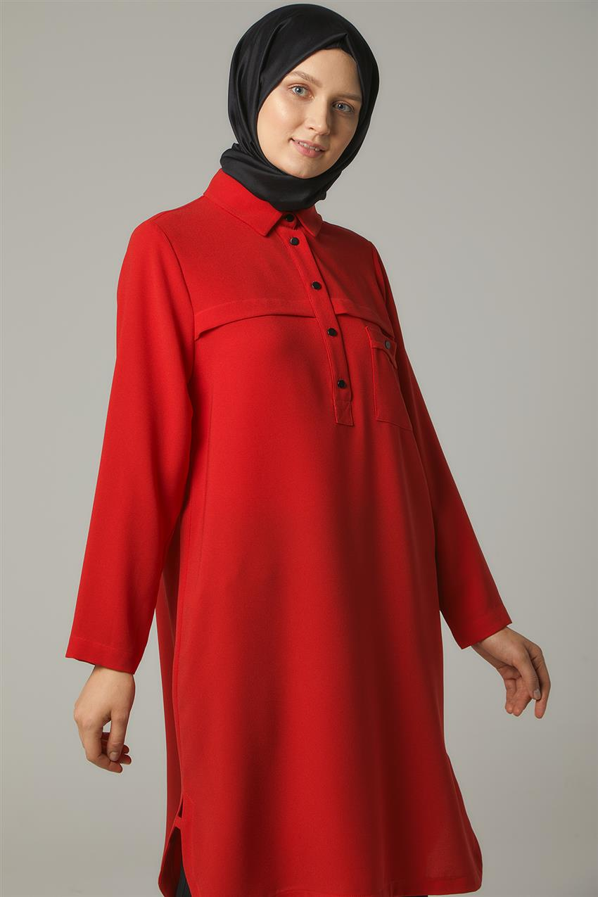 Tunic-Red DO-A9-61105-19 - 10