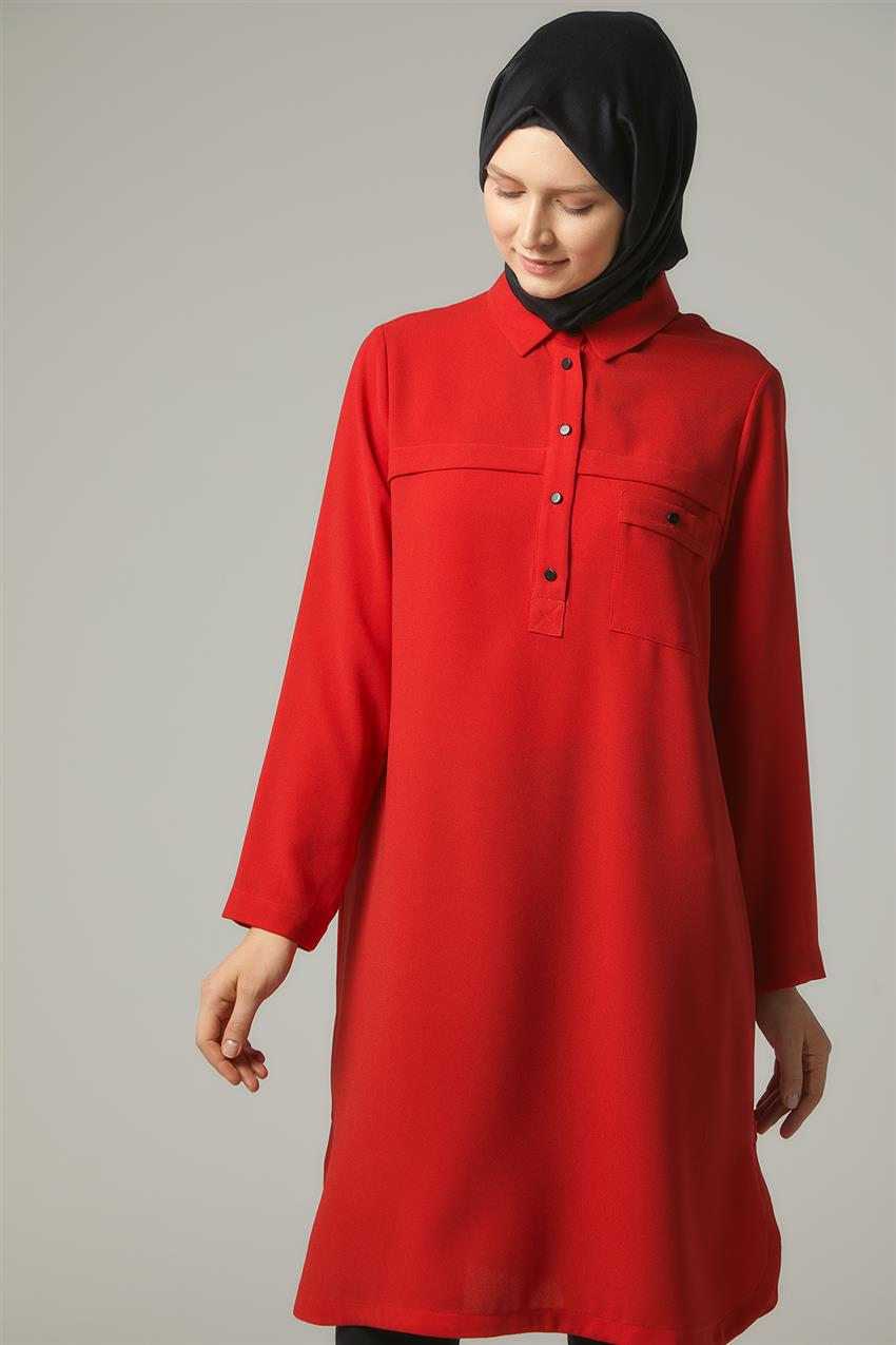 Tunic-Red DO-A9-61105-19 - 9