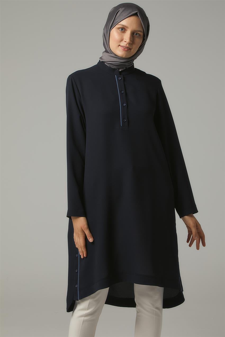 Tunik-Lacivert DO-A9-61170-11 - 10