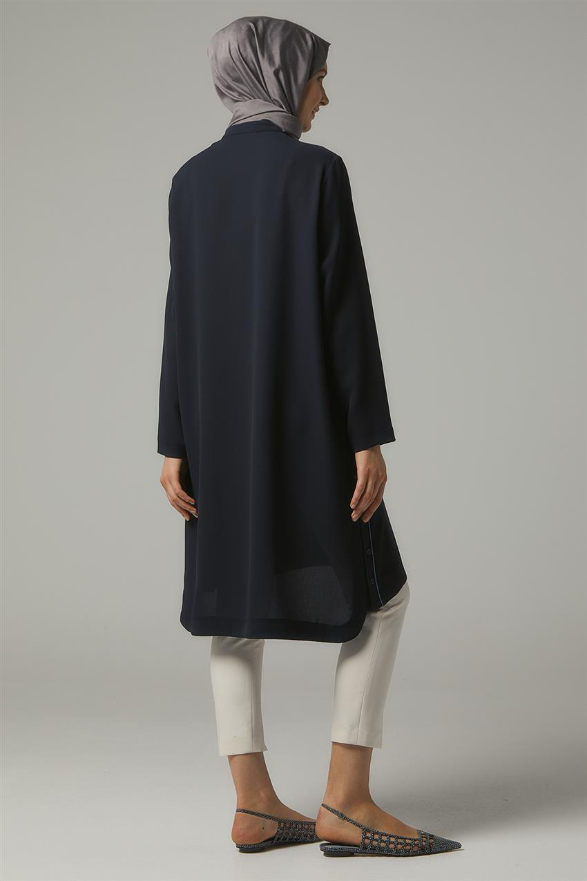 Tunik-Lacivert DO-A9-61170-11 - 12