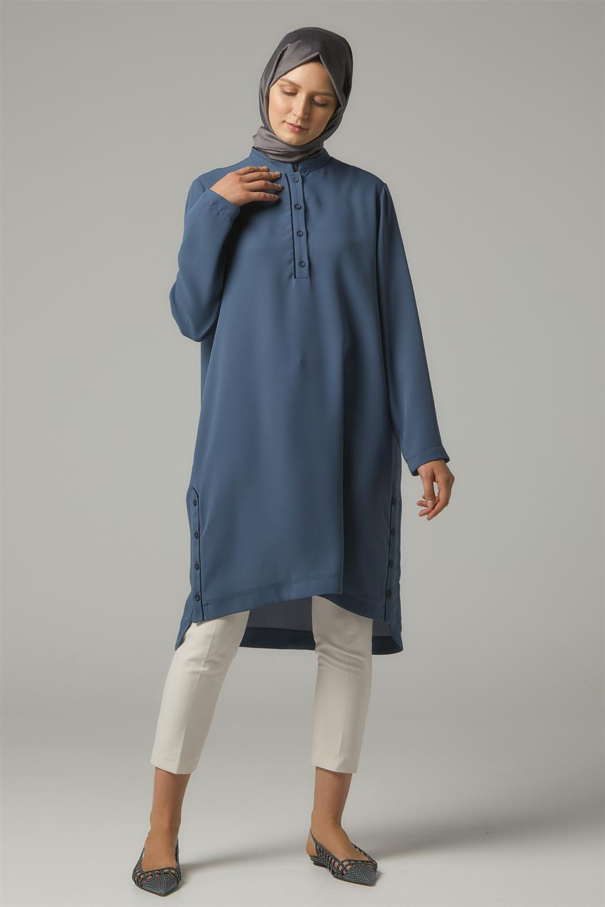 Tunik-Mavi DO-A9-61170-09 - 7
