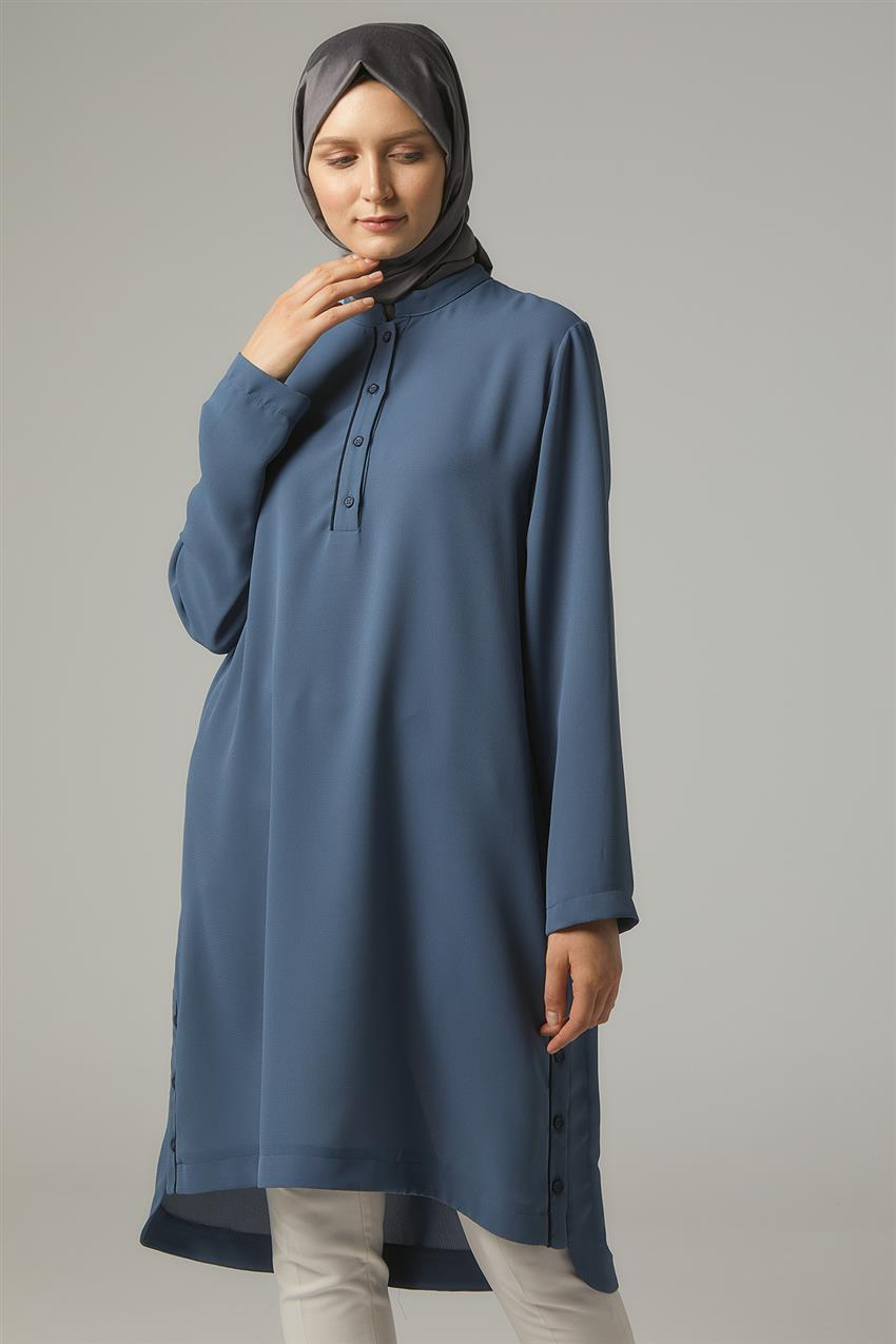 Tunik-Mavi DO-A9-61170-09 - 10