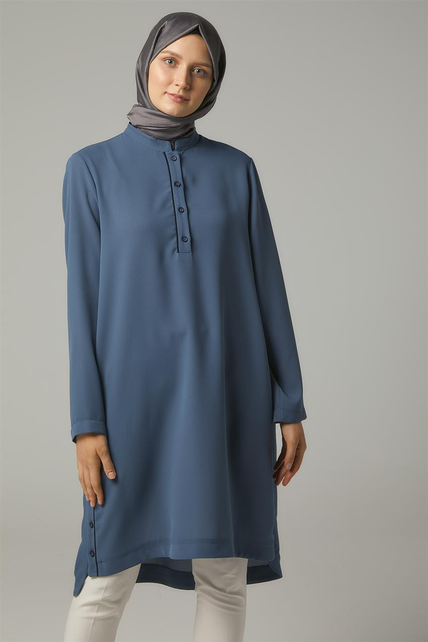 Tunik-Mavi DO-A9-61170-09 - 9