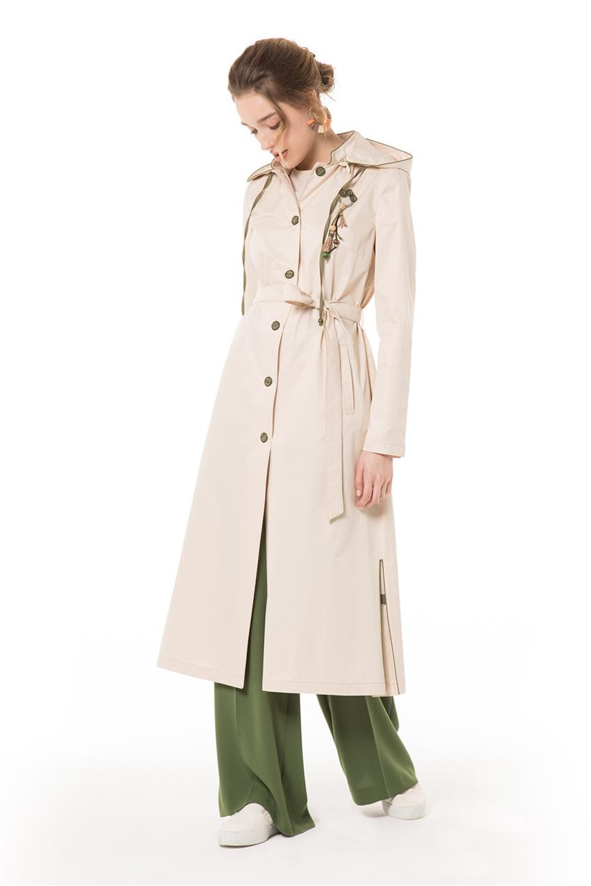 Stone Trench Coat 720YTRN62023 - 8