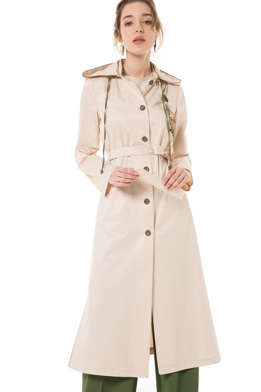 Stone Trench Coat 720YTRN62023 - 7