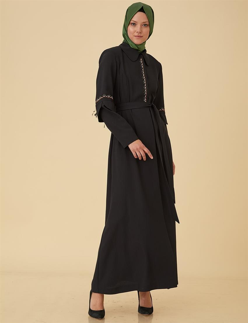 Topcoat B9-15142 Black - 8