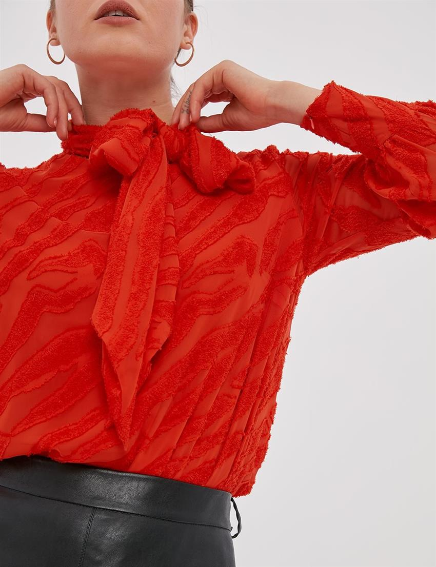 Blouse Red A20 10103 - 11
