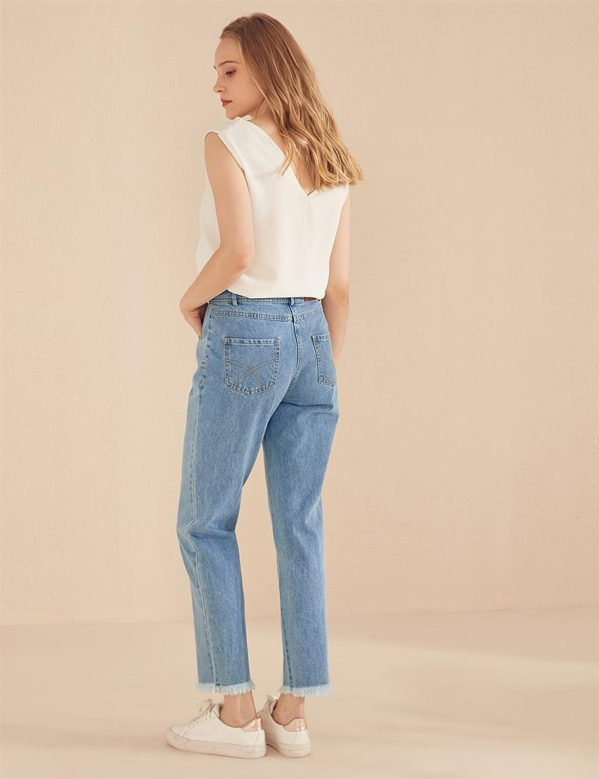 Pants Light Blue B20 19160 - 8