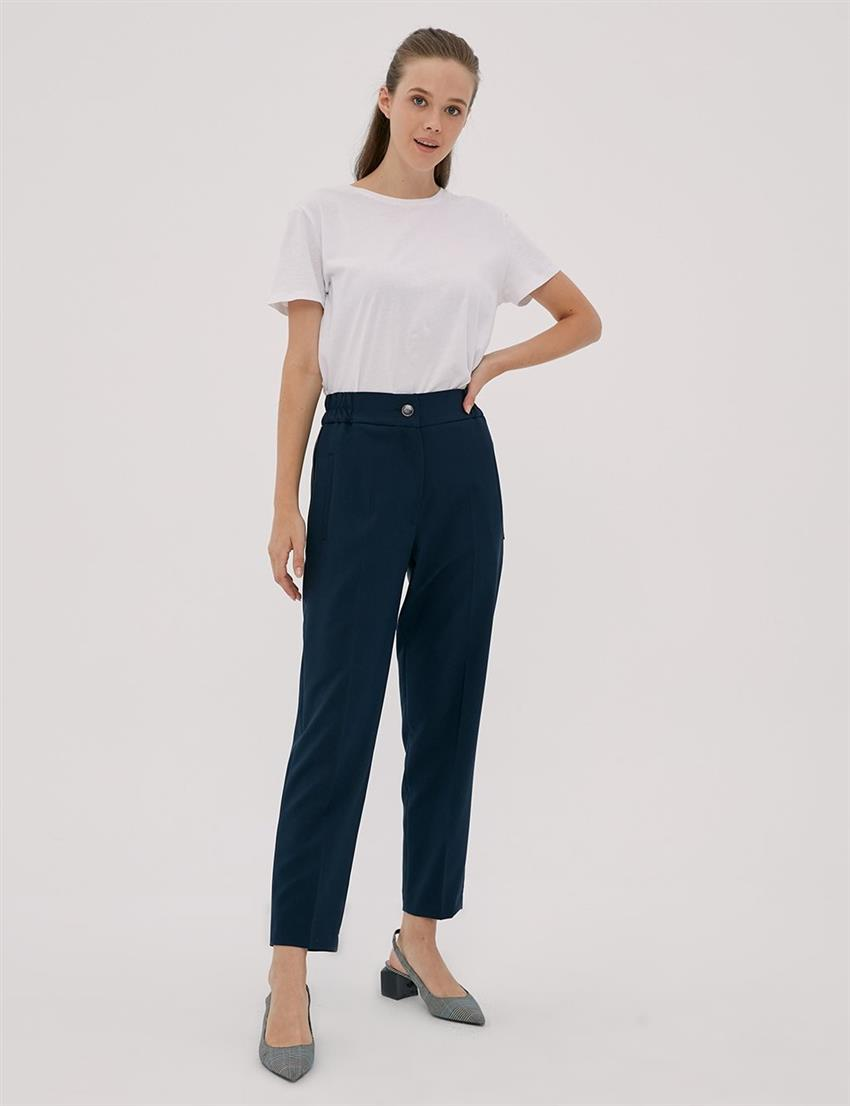 KYR Pants Navy Blue B20 79022 - 6