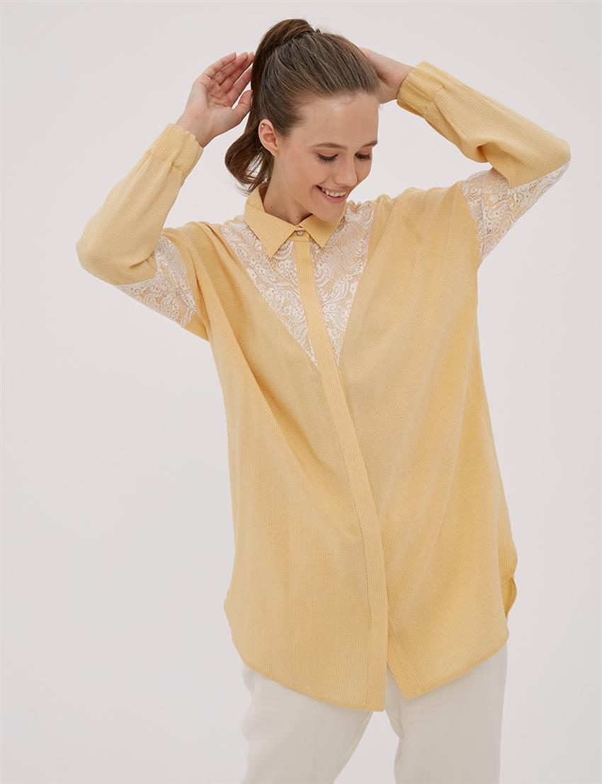 KYR Tunic Yellow B20 81349 - 8