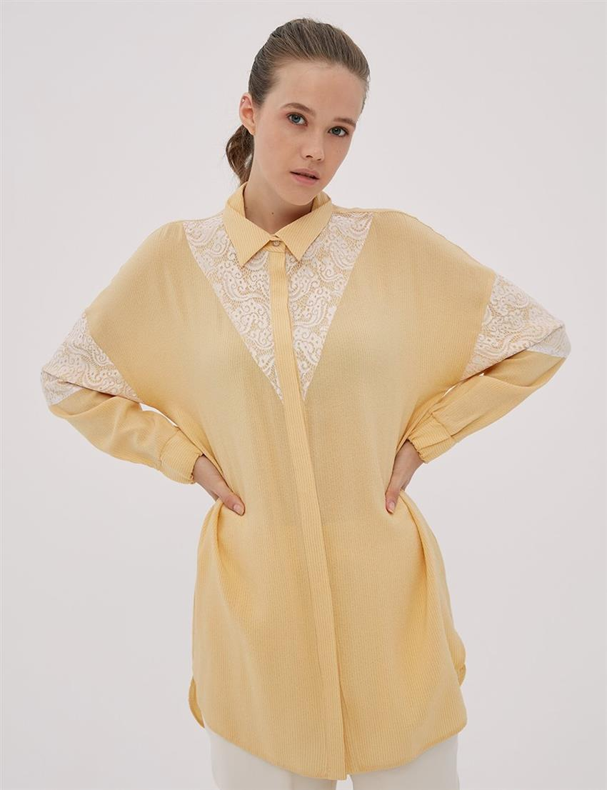 KYR Tunic Yellow B20 81349 - 7
