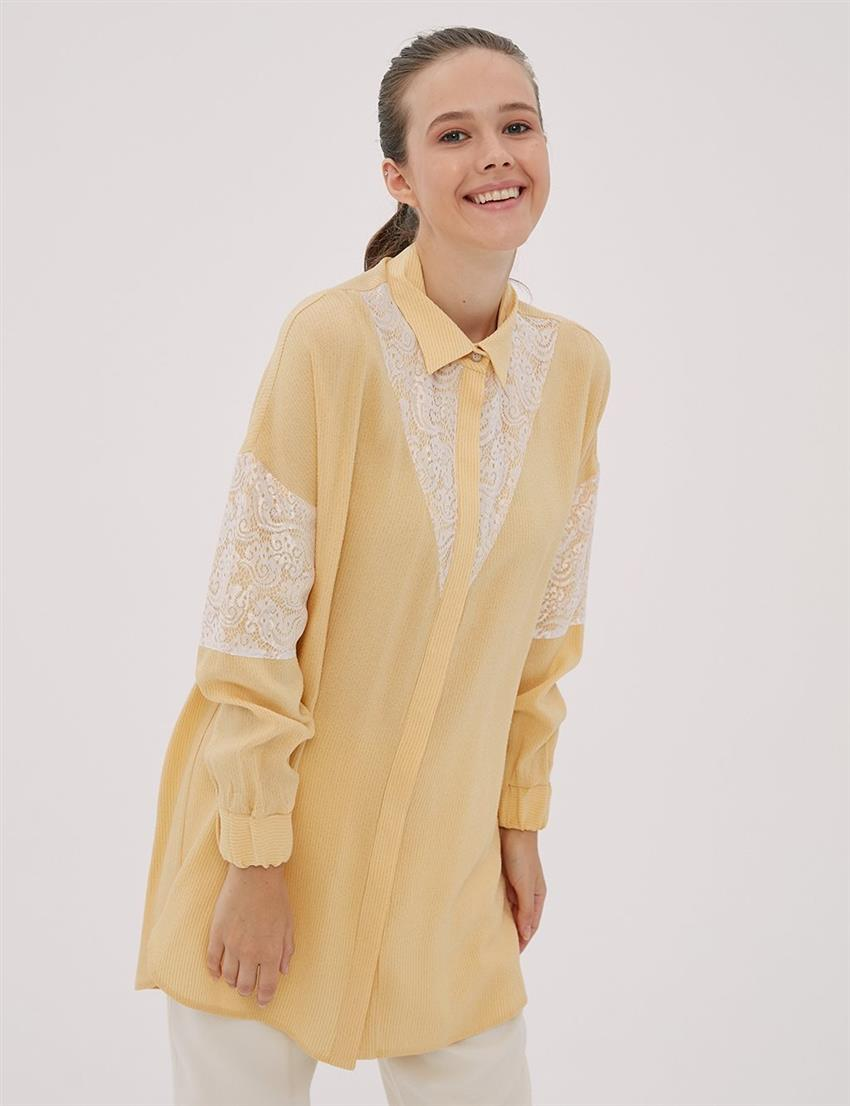 KYR Tunic Yellow B20 81349 - 11