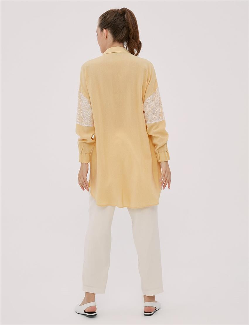 KYR Tunic Yellow B20 81349 - 12