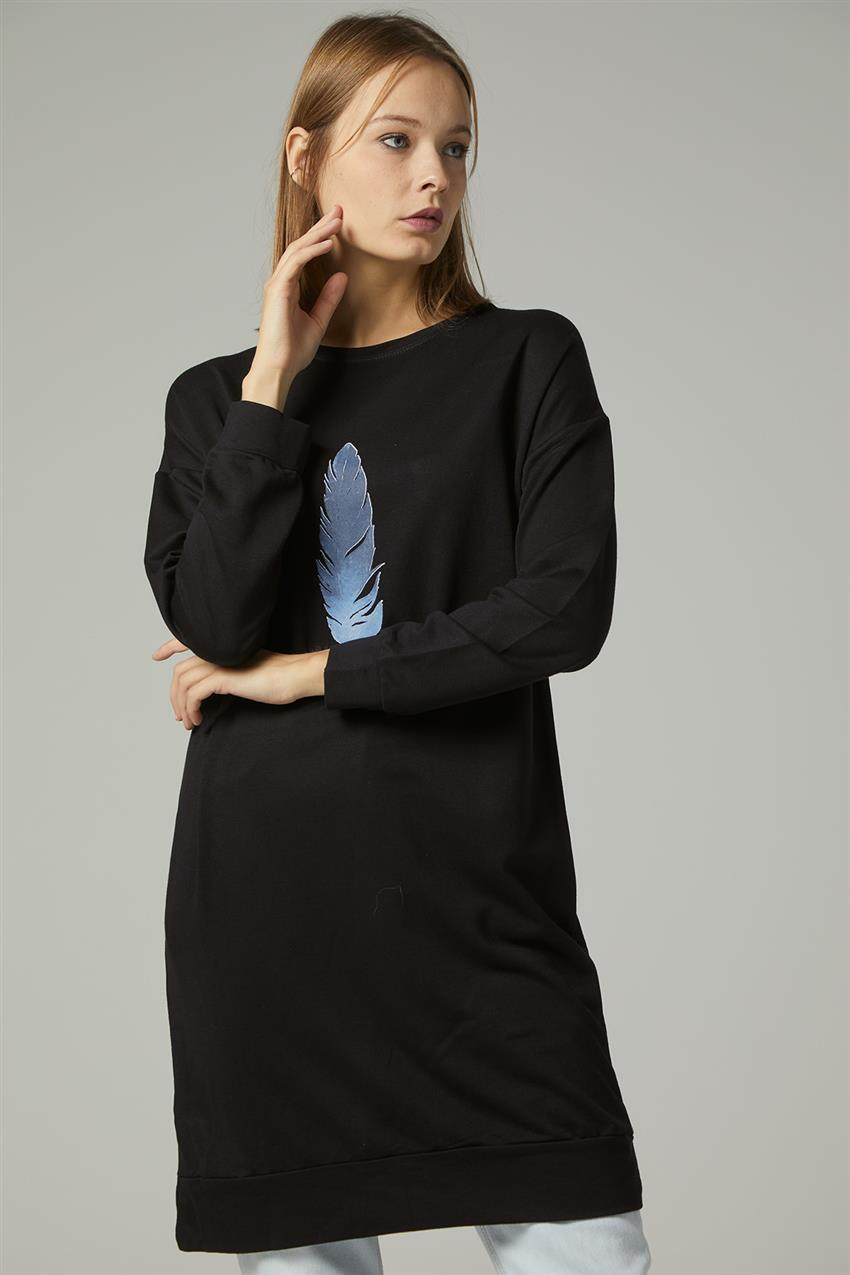 Tunic-Black UZ-0W0098-12 - 10
